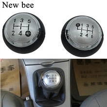 Newbee Manual Transmission 5 / 6 Speed Car Gear Shift Knob Shifter Knob for Toyota Corolla 1.8MT 2007 2008 2009 2010 2011 2012(China)