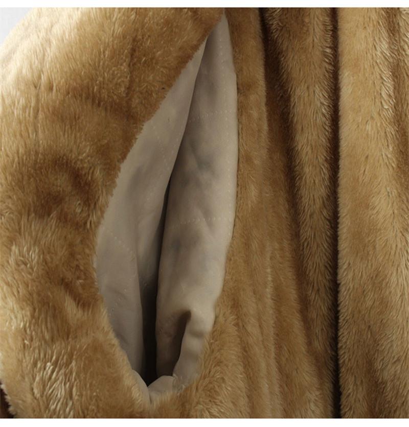 معطف الشتاء فضفاض 12