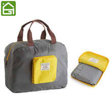 Large Capacity Travel Foldable Storage Bag Gym Luggage Suitcase Shopping Organizer Bag Water Resistant Clothing Duffel Bag(China)