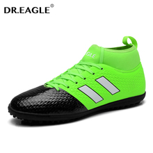 Indoor Futsal Footbal Soccer Shoes Sock Cleats Man Football Shoes with Ankle Boots boot Original Superfly Football Boots