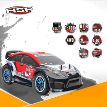 HSP 94177 Rc Racing Car 1/10 4wd Nitro Gas Power Remote Control Car Off-road Sport Rally RTR High Speed Hobby Drift Car Toys