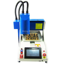 Simple pack Professional LY 1001 automatic IC CNC router for iPhone Main Board Repair iPhone iCloud remove(China)