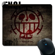 2015 Unique TRAFALGAR LAW ONE PIECE Background Computer Optics Rubber Mini mouse pad(China)