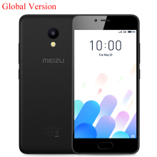 Original Meizu M5C M5 C M710H 4G LTE Mobile Phone 2GB RAM 16GB ROM 5.0inch HD IPS Screen Cell phone