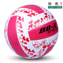 2017 New Official Size 5 PU Volleyball High Quality Match Volleyball Indoor&Outdoor Training ball With Free Gift Needle(China)