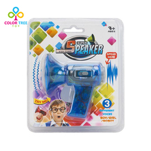 Voice Changer Toys Creative Kids Toys High Class Funny Mini Super Speaker Gags Toy Gifts For Children