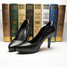 Buy Ladies High Heel Shoes Pointed Toe Pump Women Wedding Stiletto Heels Thin Heeled Classic Pumps Woman Party Shoe 2222 for $44.13 in AliExpress store