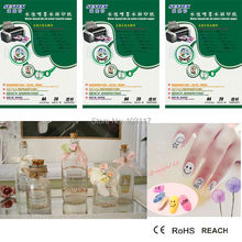 Transfer Paper Custom Company Logo Transfer Stickers Manufacturers Water Slide Decal Paper(China)