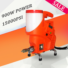 New Model QY-8200 wireless remote controlling PU grouting pump/cement injection grouting pump