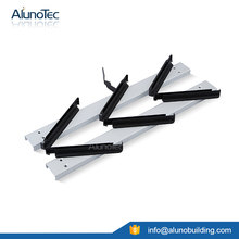 Aluno SF-300 6 Inch 5 blades 720mm(H) Louvre Frame for Europe Market