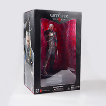 Dark Horse Deluxe The Witcher 3: Wild Hunt: Geralt Figure 100pcs/lot Free DHL(China)