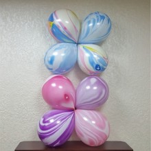 Party balloons New Year decorations print balloons helium children inflatable toys birthday gifts baby shower 12inch balloon hot(China)