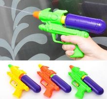 Boys Girls Game Playing Tools Soaker Squirt Ocean Pool Boys Pump Action Water Gun Pistol Toys(China)