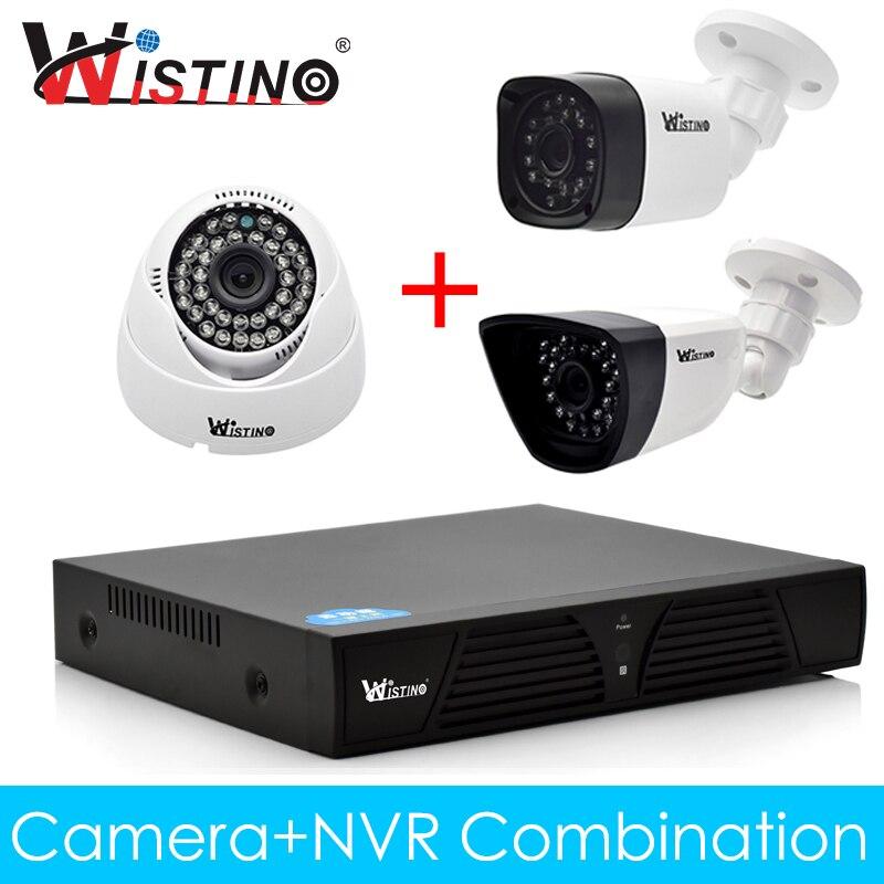 CCTV XMeye IP Camera NVR Kits Set Outdoor 720P 960P 1080P Home ...