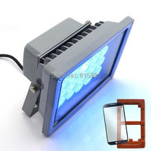 20W LED UV Lamp Curing Light with Handle LOCA UV Glue Dryer for Refurbish LCD Touch Screen Repair(China)