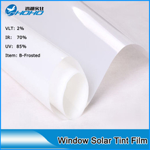 "Hot Sale White Frosted Solar tint film PET material Privacy Window Film 20""x60"" Sun Control Window Film(China)"