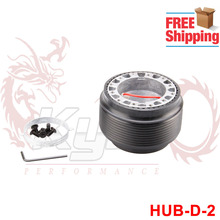 KYLIN - Wheel steering-wheel Hub Adapter Boss Kit D-2 for Personal and Momo/OMP steering wheels D-2