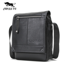 CROSS OX 2016 Autumn New Arrival Cross Body Shoulder Bags For Men Messenger Bag Business Casual iPad Bag Men's Bag SL384M(China)