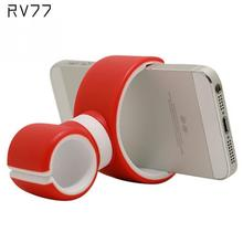 Universal 360 Degrees Air Vent Mount Bicycle Car Cell Phone Holder Stands for iPhone 4 5 6 Mobile Phone Clip For Samsung HTC
