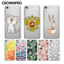 "Buy CROWNPRO 5.5"" Xiaomi Redmi Note 5A Case Cover Soft TPU Xiaomi Redmi Note 5A Pro Prime Case Painted Phone Back Redmi Note 5A Case for $1.12 in AliExpress store"