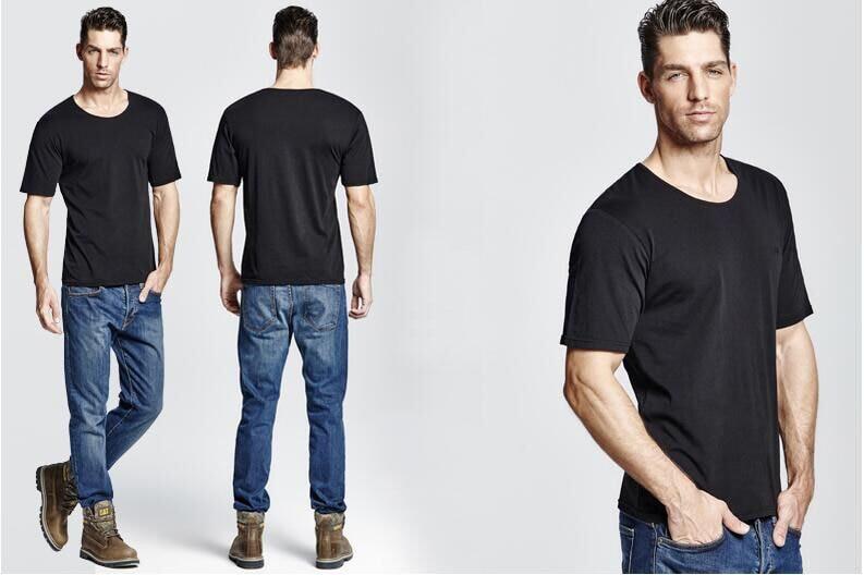 Men's Major Lazer Featuring Ellie Goulding & Tarrus Riley Powerful T-Shirt- Black