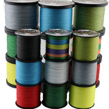 100LB 0.55mm fish fishing line 500Meters PE Super Strong Japanese Multifilament Braided Fishing Line Free Shipping(China)