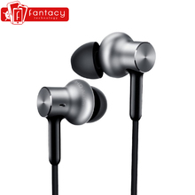 Original Xiaomi Hybrid Pro HD Earphone / Mi Hybrid Earphone Xiaomi In-Ear Hybri Wired Control With MIC For MIX Redmi 4X