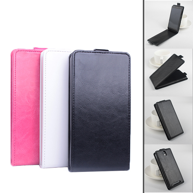 Elephone P4000 Case Luxury Flip Leather Cover Case Elephone P4000 Vertical Back Cover Flip Magnetic Phone Case