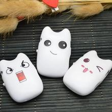 New Smile Cat Kawaii Totoro Cartoon Cat Mini MP3 Music Player Support TF Card Child Gift(China)
