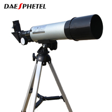 Top Quality Zoom HD Outdoor Monocular Space Astronomical Telescope With Portable Tripod Spotting Scope 360/50mm telescopic