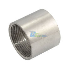 "MEGAIRON Brand New High Quality 1-1/4"" Female x Female Threaded Pipe Fitting Stainless Steel SS304 BSP NEW(China)"