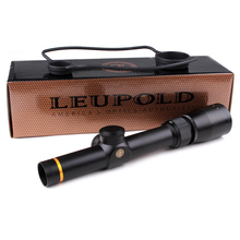 LEUPOLD 1.5-5X20 Matte Duplex/Mil dot Reticle 1 inch Tube Compact Tactical Riflescope optical sight Hunting Rifle Scope
