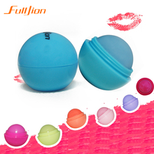 Ball Lip Balm Moisturizing Lipstick Lip Protector Sweet Taste Embellish Lip Ball Makeup Lipstick Gloss Cosmetic longlasting(China)
