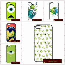 Mike Wazowski Cover case for iphone 4 4s 5 5s 5c 6 6s plus samsung galaxy S3 S4 mini S5 S6 Note 2 3 4   F028