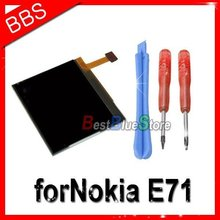 20pcs/lot LCD Screen Display For Nokia E71 lcd+ tools