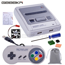 In Stock! GeeekPi Original Retroflag SUPERPi CASE-J NESPi Case with Optional Game Controller for Raspberry Pi 3B Plus (3B+)/3B(China)