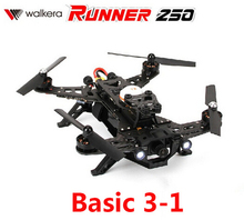 (In stock) Original Walkera Runner 250 Racing (Basic 3-1 Version  ) without DEVO 7 transmitter RC Quadcopter Drone BNF 2.4GHz