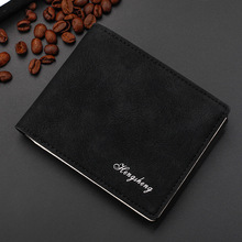 with Coin Bag zipper new 2016 men wallets small money purses Wallets New Design Dollar Price Top Mens Wallet