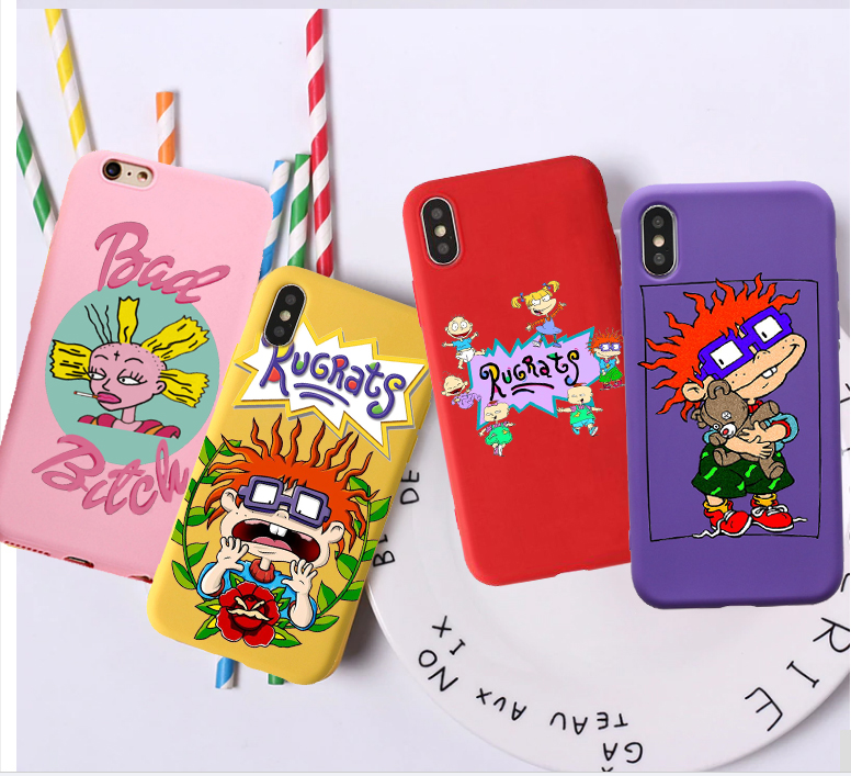 Lovely Apple Iphone X & Xs Cas De Téléphone Etui Fr Noir 6016b Téléphonie, Mobilité Façades, Autocollants