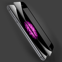 3D GLASS For iPhone 7 6 6s Plus Screen Protector Round Curved Edge Premium Tempered Full Cover for iPhone 7 Plus Protective Film