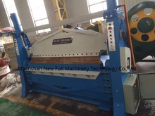 New design hydraulic bending machine,  Metal Sheet Folder, Hydraulic folding machine , good quality box folding machine