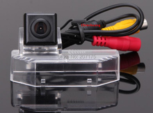 Car Rear View for NEW MAZDA 6 Reverse Backup Camera with transparent housing(China)