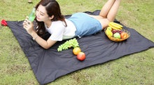 2017 New fine quality outdoor pocket beach mat Outdoor garden game Family Fun affordable family summer play game easy carry
