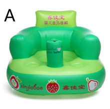 Special Offer Free Shipping Portable Baby Sofa Chair Inflatable Child Dining Learning Sitting T01