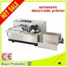 free shipping automatic expiry date codes printing machine electrical auto plastic bag paper carton coding printer code printer