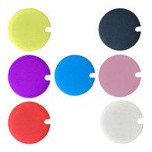 1Pc Silicone Cup Cover Tea Coffee Lid Suction Cap Covers Heat Resistant Drinkware Mugs Tools(China)