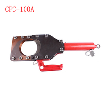 CPC-100A  Split Hydraulic Cable Cutter, cutting copper aluminum core amoured cable,<100mm