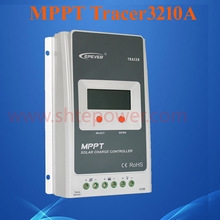 EPEVER 30A MPPT Solar Charge Controller Tracer3210A 12V 24V Auto Work 100VDC input EPSOLAR NEW Brand Solar Regulator LCD Display