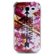 HOT!15 Patterns Colored Painting Soft Silicone TPU Case Cover For Samsung Galaxy Grand Neo Plus i9060 i9082 9060 9082 Cover Case
