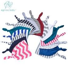 Fashion Knot Baby Hat Candy Color Cotton Boy Cap Spring Autumn Baby Girls Newborn Infant Toddler Kids Hats Unisex Girls Boys
